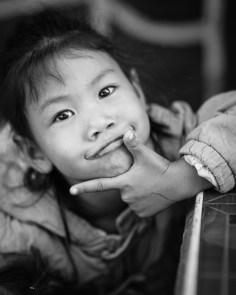 luang prabang girl portrait