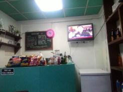 Inside the Cafe 1
