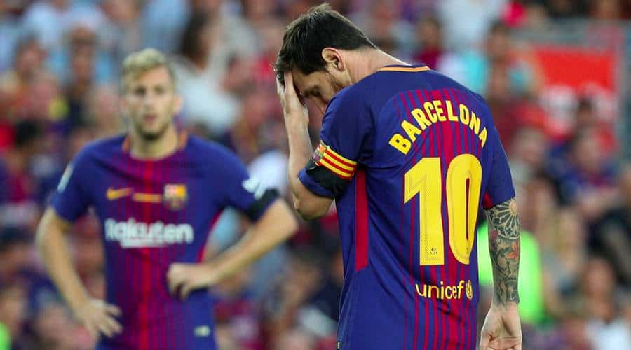 Shocking: Five Barcelona players unhappy with manager Ernesto Valverde