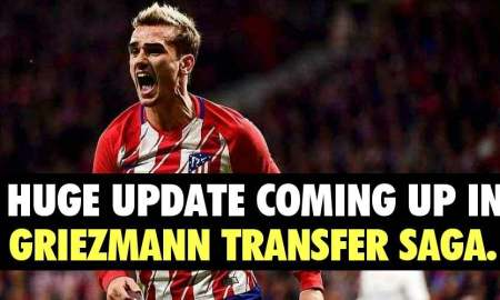 Club Superstar Drops A Huge Hint That Griezmann Is Moving To This Club