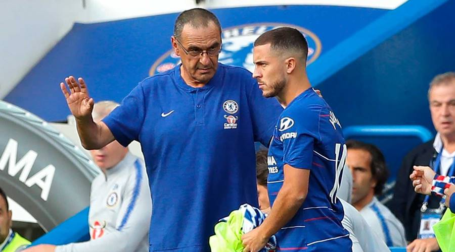 Wes Brown reveals how Chelsea's Hazard must be nullified