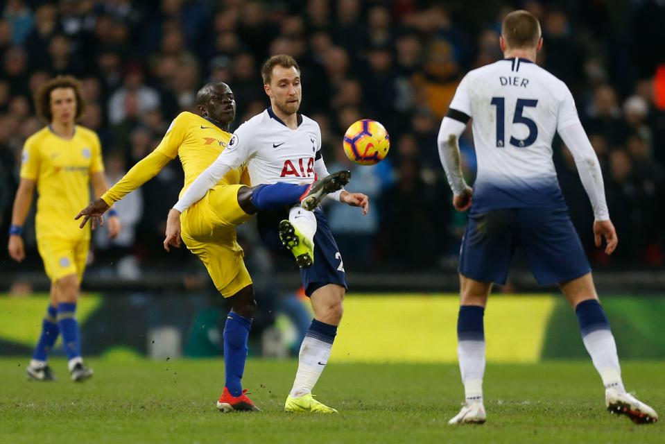 Are Tottenham peaking at the right time this season?