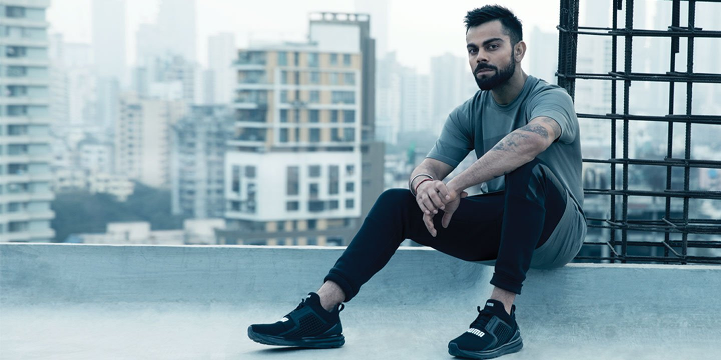 Virat Kohli causes uproar after he tells fan to leave India