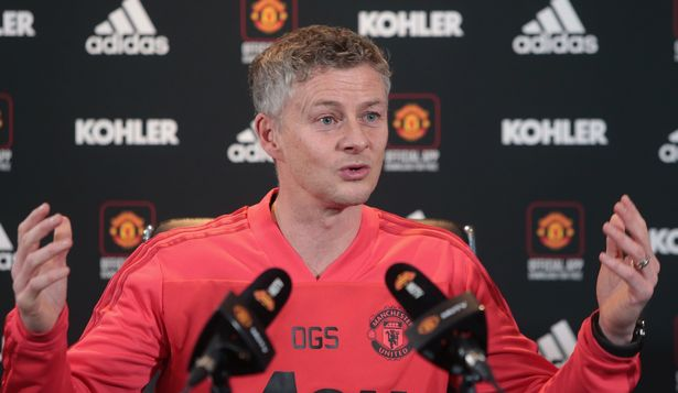 Solskjaer: Man Utd players must embrace Old Trafford expectations