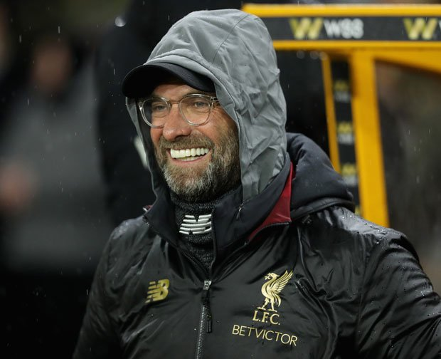 Klopp praises 'outstanding' Liverpool victory after rout against Arsenal