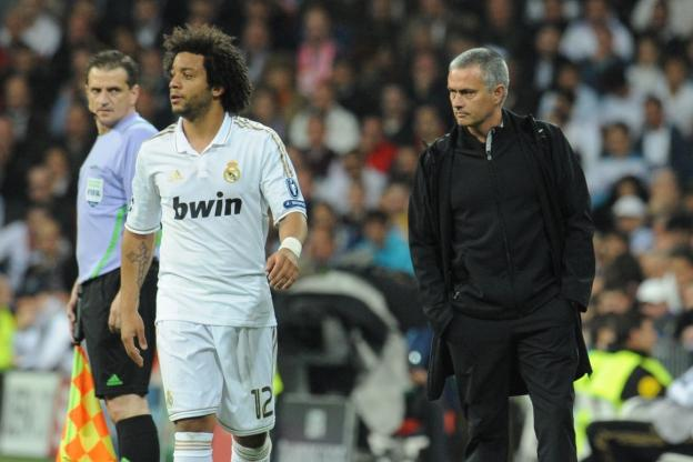 Premier League: Jose Mourinho's sacking from Manchester United 'a shame', says Real Madrid's Marcelo
