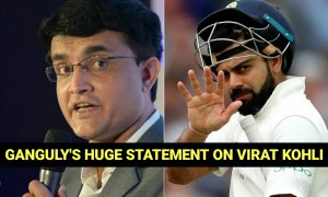 BREAKING: Sourav Ganguly makes a Massive statement on Virat Kohli
