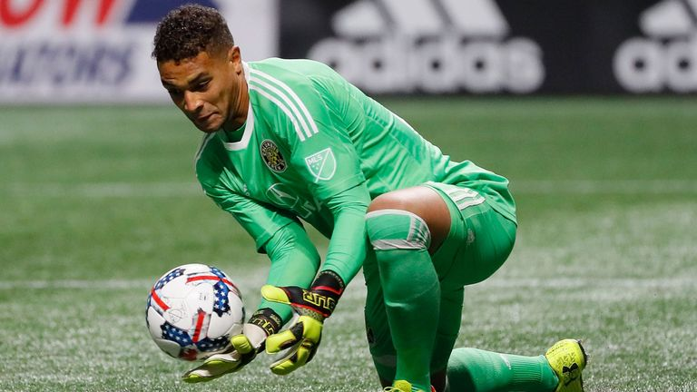 Columbus Crew Announce Zack Steffen Will Transfer to Man City in July