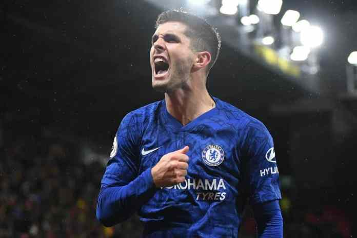 Christian Pulisic has been handed the iconic number 10. Chelsea boss thinks he has earned it.