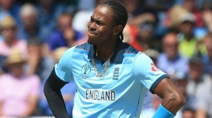 Jofra Archer hits out at troll with a sassy reply