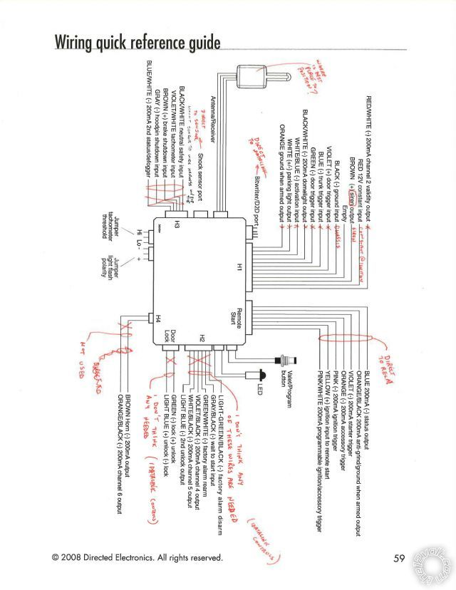 install diagrams notes page 1 jpg resize 640 828 bulldog auto start wiring diagram wiring diagram bulldog remote starter wiring diagram electronic circuit