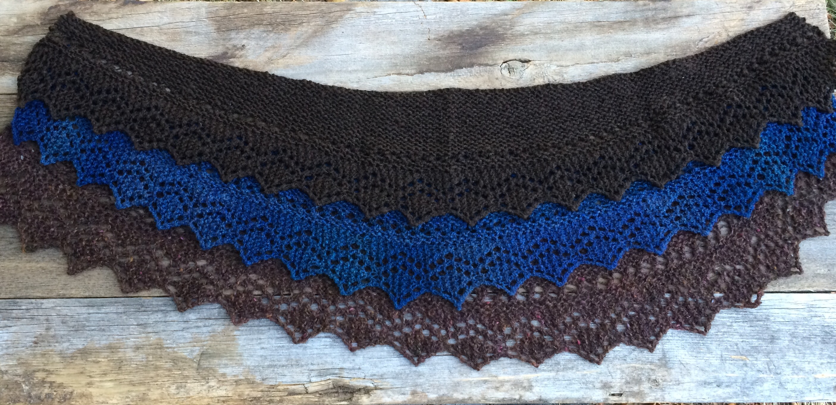 Lincoln Road Lace Shawl Free Pdf Knitting Pattern Download The