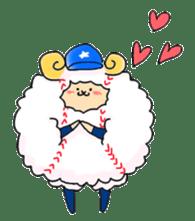 Sheep baseball