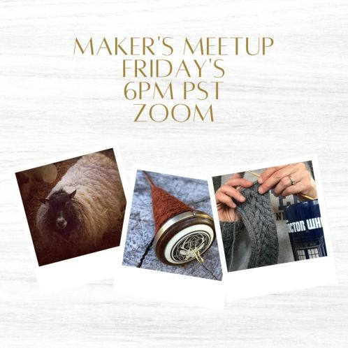 Maker's Meetup on Zoom