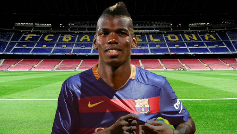 Could Paul Pogba Be Headed To Barcelona Next Summer The18