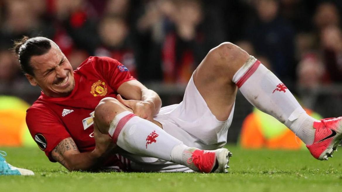 Surgeon: Zlatan Ibrahimovic Has The Knees Of A 15-Year-Old