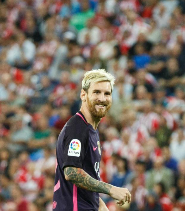 Messi Is A Blonde Why Soccer Players Bleach Their Hair