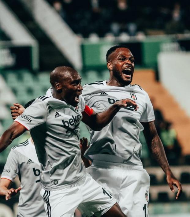 Team Canada Opens And Closes The Scoring In Beşiktaş' Süper Lig Win | The18