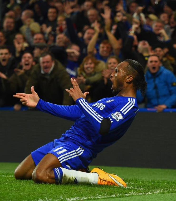 What's Didier Drogba Doing Now? The Chelsea Striker Is Returning ...