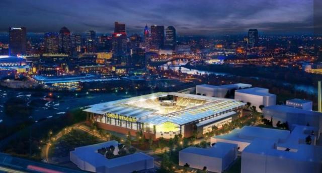 Columbus Crew new stadium