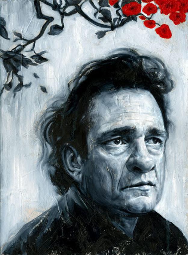 Painted Portraits From Robert Carter Oen