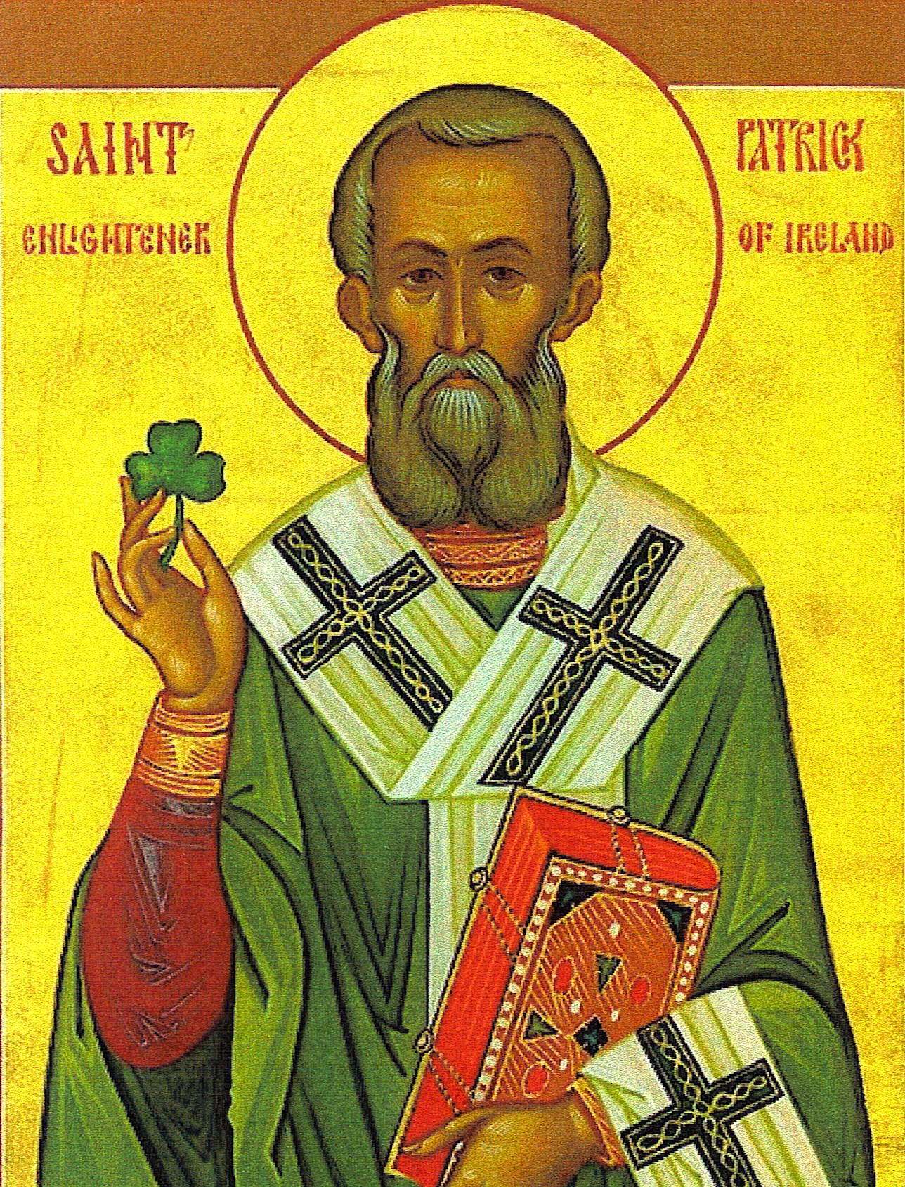 Image result for Saint Patrick's
