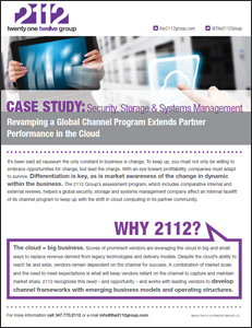 2112 Group Case Study: A Security, Storage & Systems Management Company