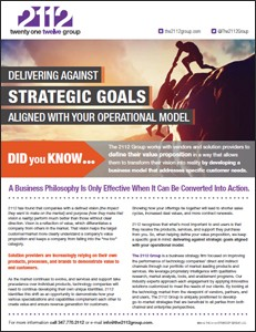 2112 Group Did You Know? Strategic Advisory