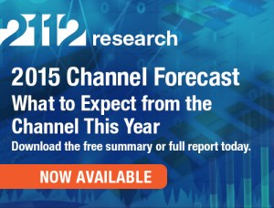 The 2112 Group Research :: 2015 Channel Forecast Report