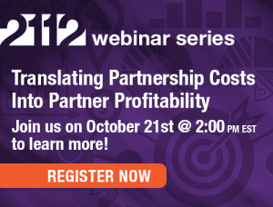 2112 Webinar Series: Translating Partnership Costs Into Partner Profitability