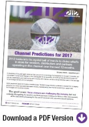 2017 Channel Predictions
