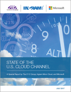 State of the U.S. Cloud Channel Report - July 2017