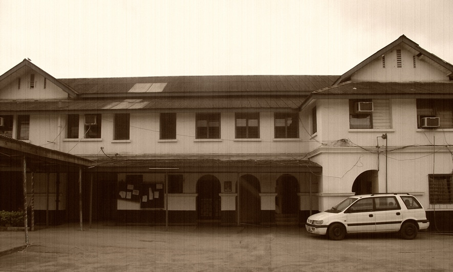 General Hospital Lagos in the early years