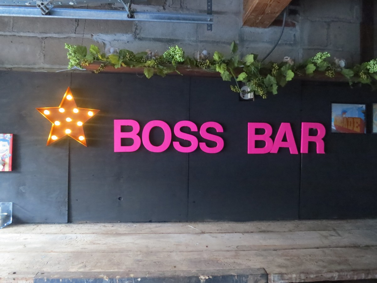 Welcome to Boss Bar