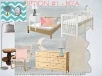Option 1 with many items from IKEA for shipping cost purposes.