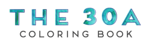 30A Coloring Book Logo