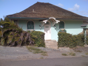 a charming Lanikai home
