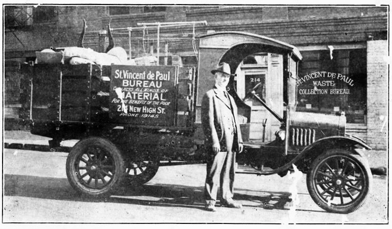 Society of Saint Vincent de Paul has been serving the needs of Los Angelenos for more than a century