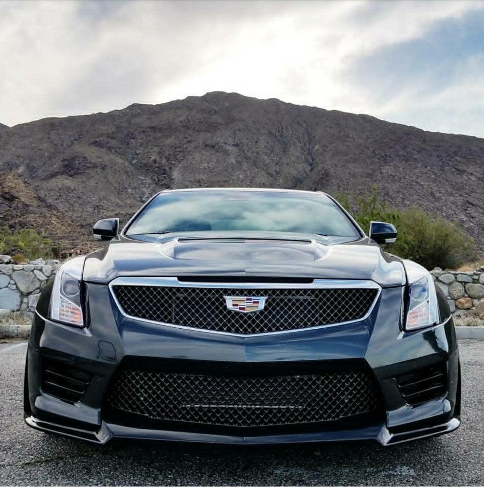 Cadillac, ATS, v series, 360 MAGAZINE, Vaughn lowery
