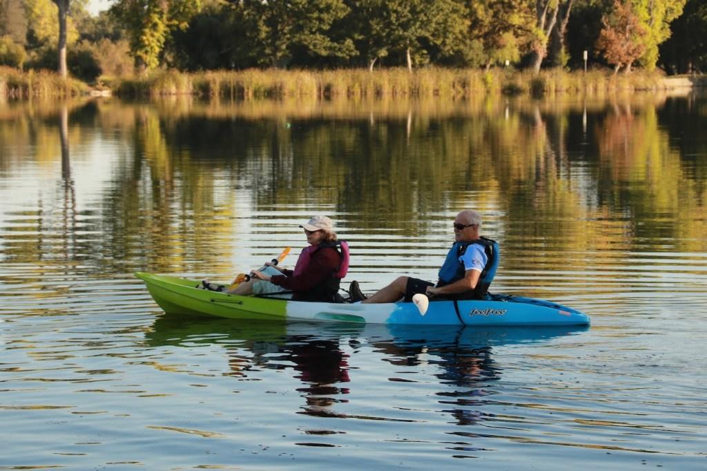 Lodi kayaking