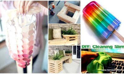 Simple DIY for the Summer Weekends