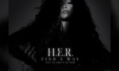 H.E.R. – Find A Way ft. Lil Baby, Lil Durk