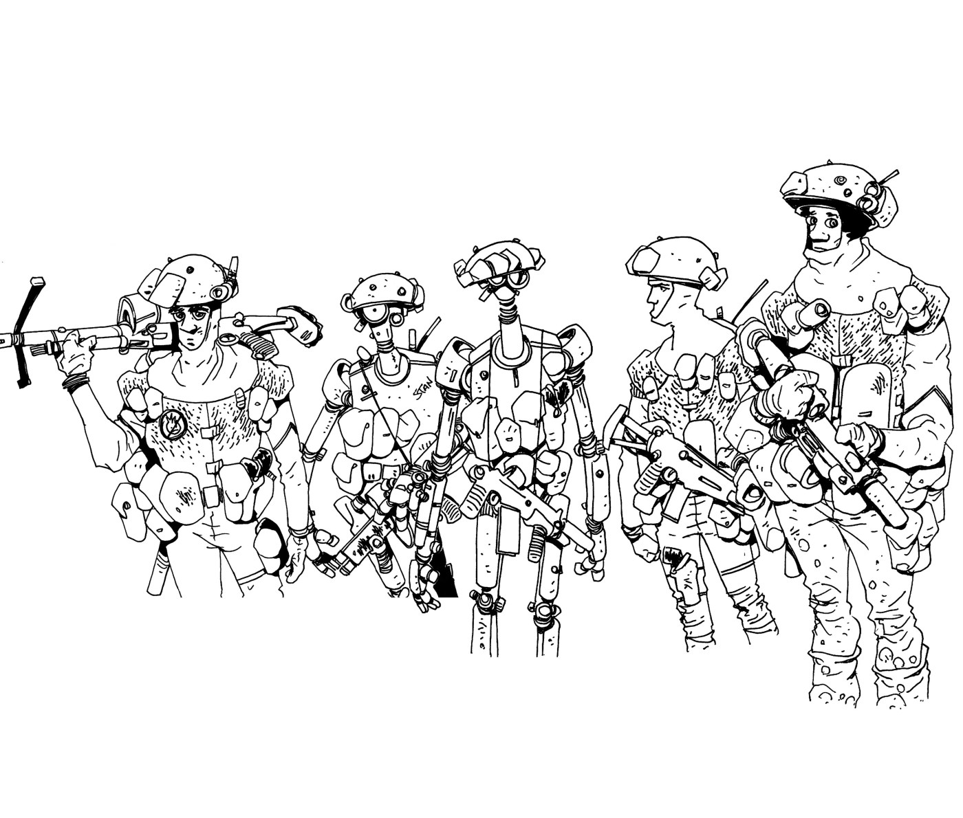 388 and Bots Bonus art