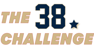 The 38 Challenge – We Suffer So They Don't