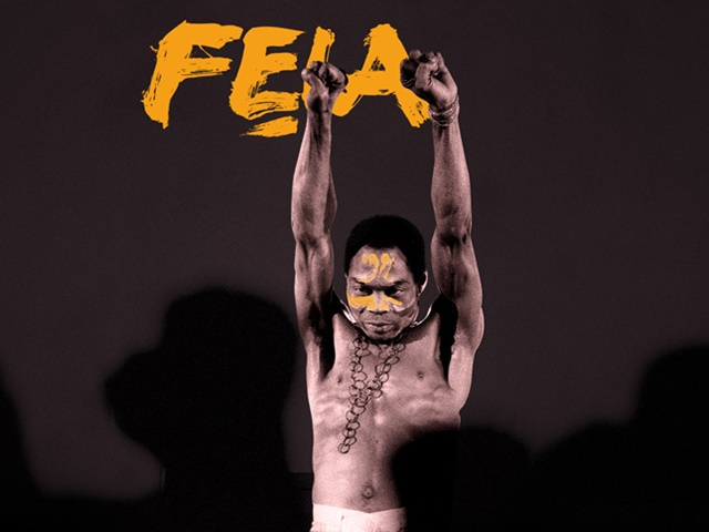 I carry death in my pouch (Tribute to Fela)