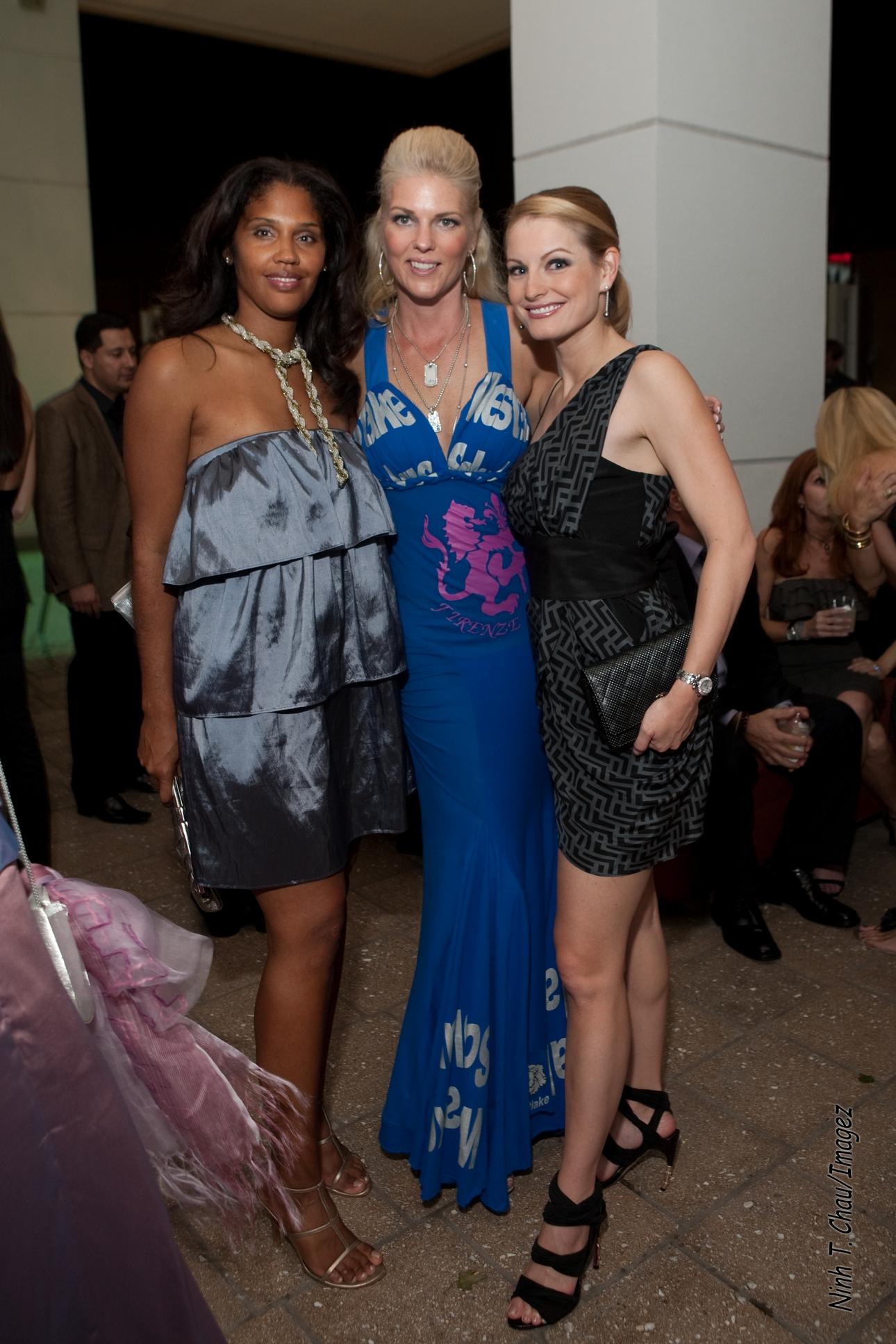 Corinna at Jeffrey Fashion Cares