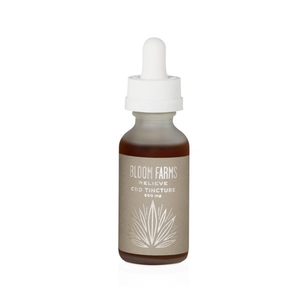 Bloom Farms Relieve 600mg Tincture