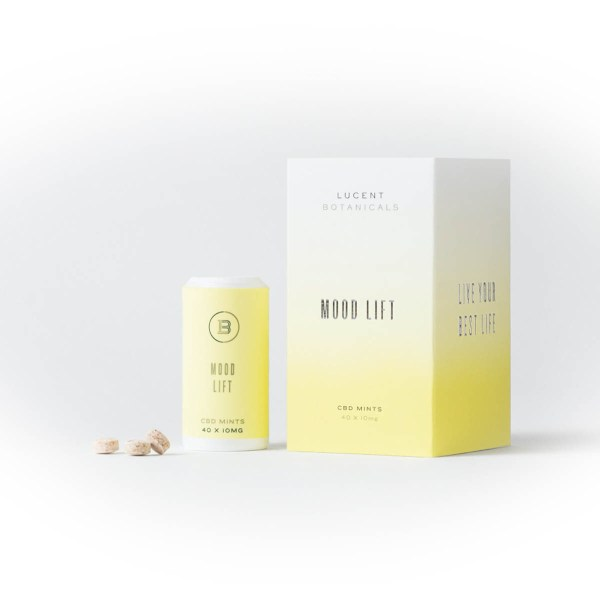 Lucent Botanicals Mood Lift Mints