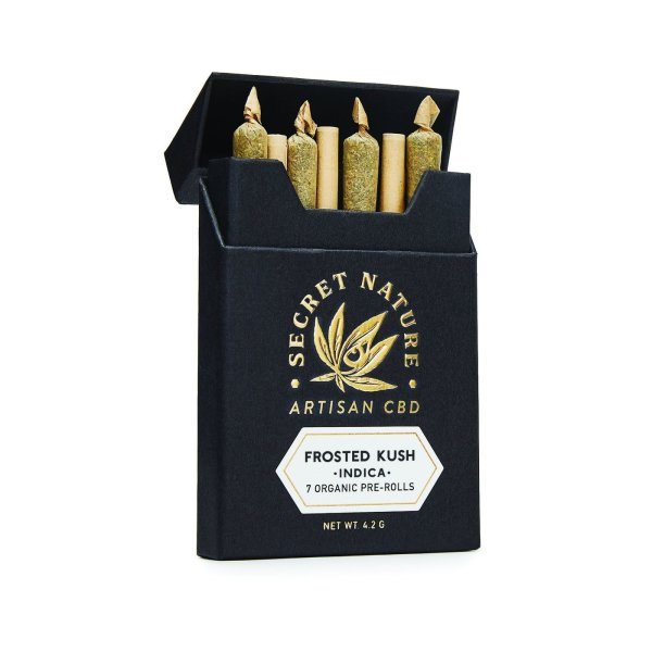 Secret Nature Frosted Kush Pre Roll (7 pack)