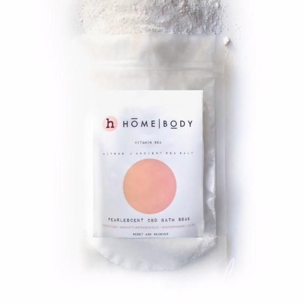 Homebody Vitamin Sea Bath Soak